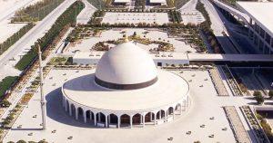 مطار الملك فهد الدولي: أكبر مطار في العالم من حيث المساحة