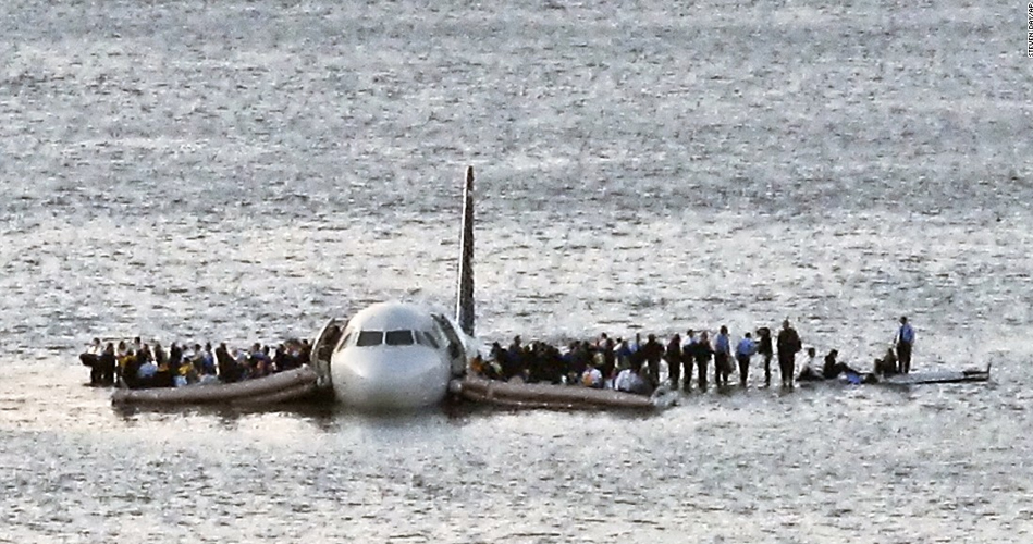 The Evacuation: everyone counts