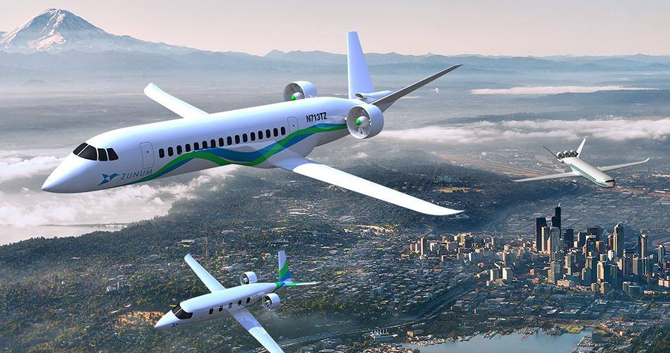 الطائرة الإلكترونية