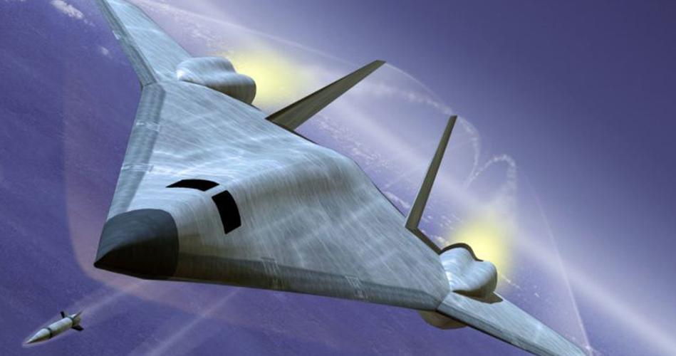 طائرة بدون ذيل