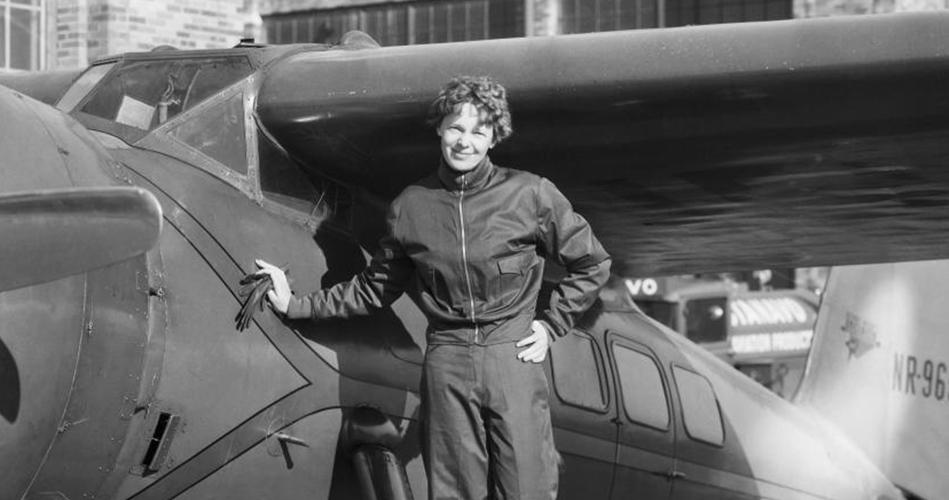 Aviation pioneers: Amelia Earhart
