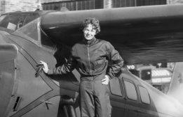 رواد عالم الطيران: اميليا ايرهارت