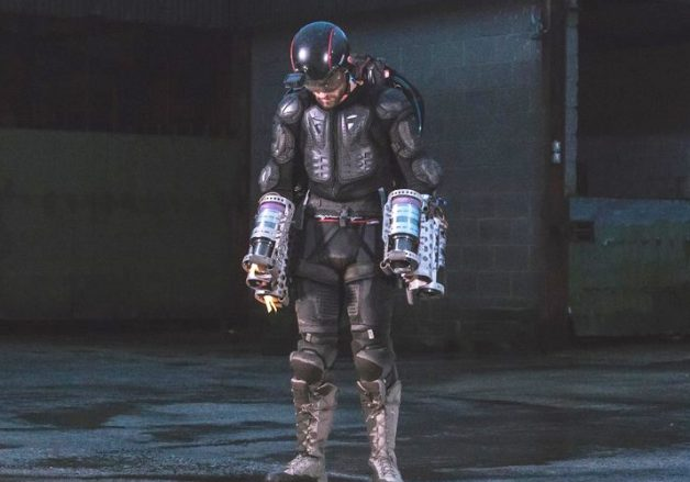 Fly without a plane: The real Iron Man suit