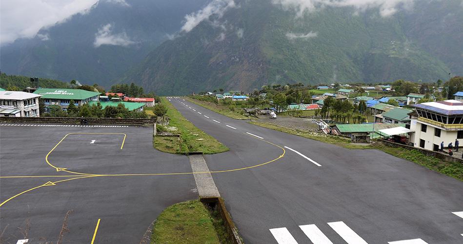 مطار لوكلا، نيبال