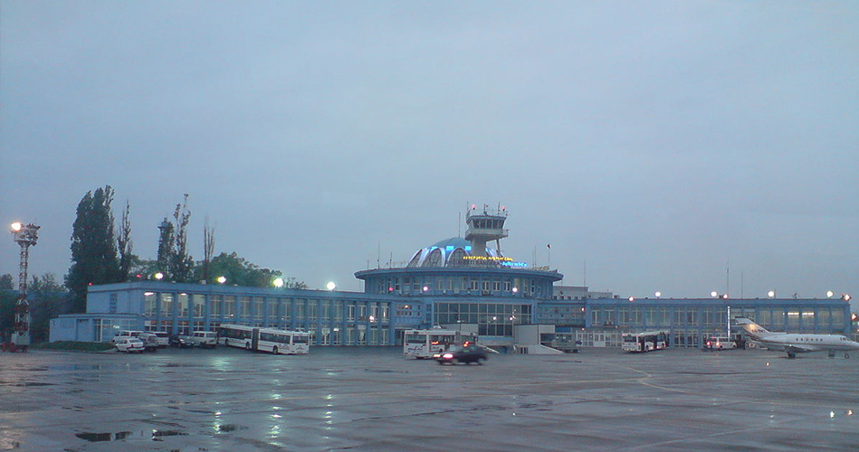 3- Aurel Vlaicu Airport, Romania