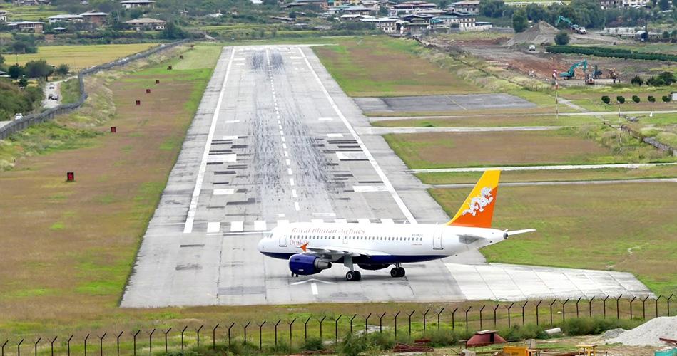 مطار بارو، بوتان
