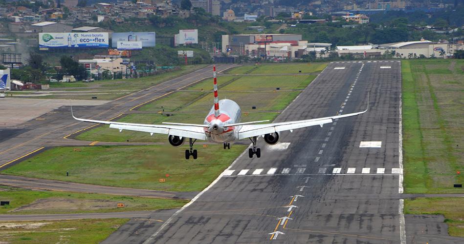 مطار تونكونتين، هندوراس
