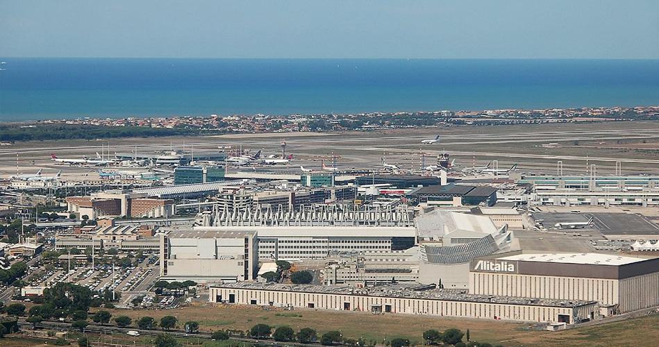 4- مطار روما شامبينو، إيطاليا