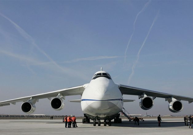 طائرات ضخمة: أكبر طائرة في العالم