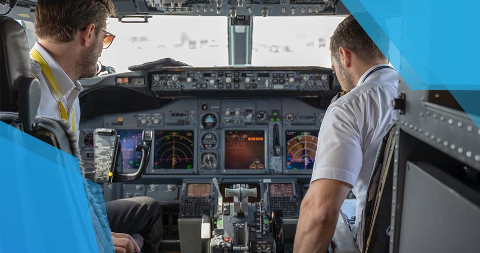 ما هي وظيفة الطيار؟