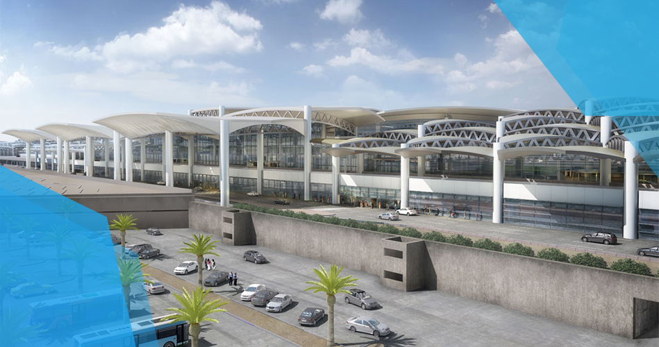 مطار الملك فهد الدولي، الدمام