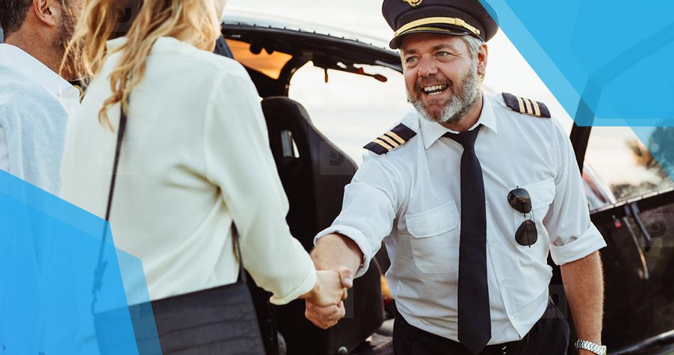ثالثًا، كيف ترقى إلى وظيفة كابتن طيار؟