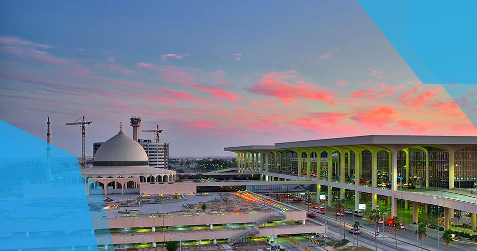 مطار الملك خالد الدولي، الرياض