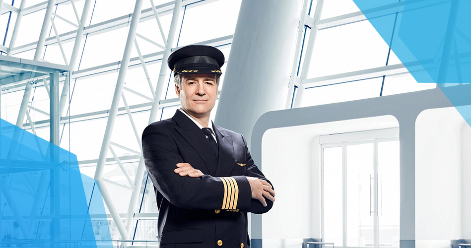 The fourth step, become a successful captain pilot