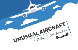 Unusual aircraft: Weirdest airplanes in the world
