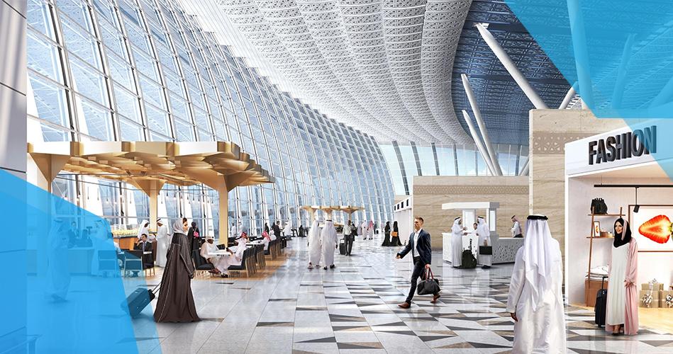 King Abdulaziz International Airport, Jeddah